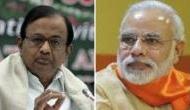 P Chidambaram attacks PM Modi: Law secretary should 'teach' PM some basic lessons in law