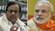 Chidambaram attacks PM Modi; People will vote for country 'where mind is without fear'