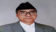 Left alliance has become a threat to nation: Nepal Prime Minister Sher Bahadur Deuba