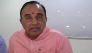 Subramanian Swamy to write to PM against 'compulsory Aadhar'