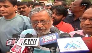 Sushil Modi alleges Lalu Prasad's family of irregular land transactions