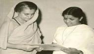 इंदिरा गांधी को लेकर 'लता दी' ने किया बड़ा खुलासा