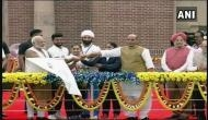 PM मोदी ने कांग्रेस पर लगाया सरदार पटेल को नजरअंदाज़ करने का आरोप