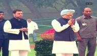 Indira Gandhi death anniversary: Manmohan Singh, Rahul Gandhi pay tribute to first female PM of India