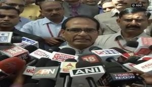 Shivraj on Vyapam: I was clean so a clean chit to me was obvious
