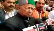Gudiya rape case: BJP making mountain out of mole hill, says Virbhadra Singh