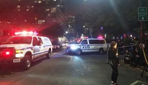 New York struck by terror again. But like always, the city rose up to heal on Halloween
