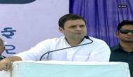 Government took land of poor and gave it to Tata: Rahul Gandhi