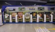 Nobel Memorial Wall inaugurated at Delhi's Rajiv Chowk Metro station