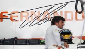 McLaren chief describes Fernando Alonso as 'racing monster'