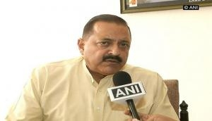 Congress blind to India's global recognition: Jitendra Singh