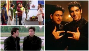 Happy Birthday Shah Rukh Khan: Five times when he was an idol elder brother on screen