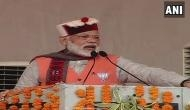 Corruption is the only identity of Congress: PM Narendra Modi