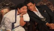 ममता दीदी ने दी शाहरुख को बधार्इ...