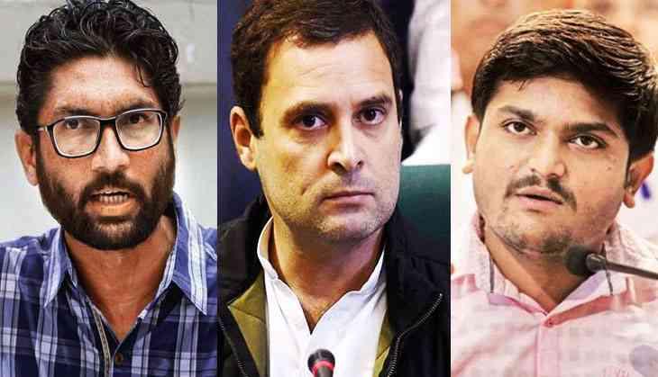 Gujarat polls: Rahul brings Jignesh Mevani on board. Can Cong manage this coalition?