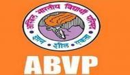 भगवा रंग से रंगी पटना युनिवर्सिटी, छात्रसंंघ चुनाव में लहराया ABVP का परचम
