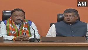 मुकुल रॉय के साथ बड़े BJP नेता का कथित ऑडियो टेप बंगाल में फिर हो रहा है वायरल
