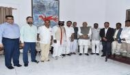Karnataka representatives meet Bihar CM Nitish Kumar, discuss aspects of alcohol ban