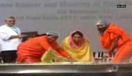 World Food India 2017: The 800 Kgs of Khichdi distributed amongst poor