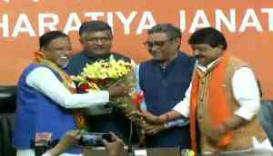 Bypoll in Bengal's Sabang is Mukul Roy's first test after joining BJP