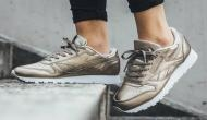 Reebok launches Gigi Club C Melted Metal sneakers
