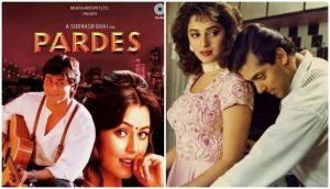 Here is why Subhash Ghai chose Shah Rukh Khan over Salman Khan for Pardes