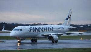 Finnair weighs passengers with carry-on baggage