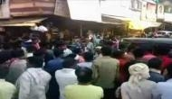 Dalit girl gangrape: Locals stage protest in MP