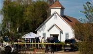 चर्च में अंधाधुंध फायरिंग, 26 की मौत, ट्रंप ने हादसे पर जताया दुख