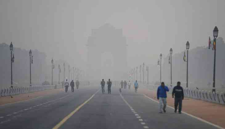 Delhi Pollution: Mask up people, smog is back in Capital