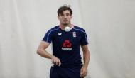 Knee injury forces Steven Finn out of Ashes series
