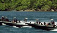 Sri Lankan Navy arrests ten Indian fishermen