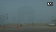 दिल्ली-एनसीआर में धुंध से बुरा हाल, ज़हरीली हवा में सांस लेना हुआ मुश्किल