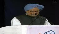 Manmohan Singh terms Modi's bullet train plan 'an exercise of vanity'