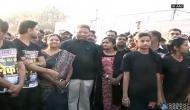 Congress holds marathon to observe 'black day' in Chhattisgarh