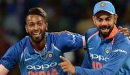 कोहली ने हार्दिक पांड्या के साथ दूसरे टेस्ट से पहले तस्वीर शेयर कर लिखा दिलचस्प कैप्शन