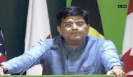 Piyush Goyal: Surat businessmen laud GST