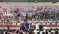 Rajasthan celebrates demonetisation anniversary with Vande Mataram recital
