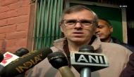 Omar Abdullah: Met Dineshwar Sharma, discussed Kashmir issue