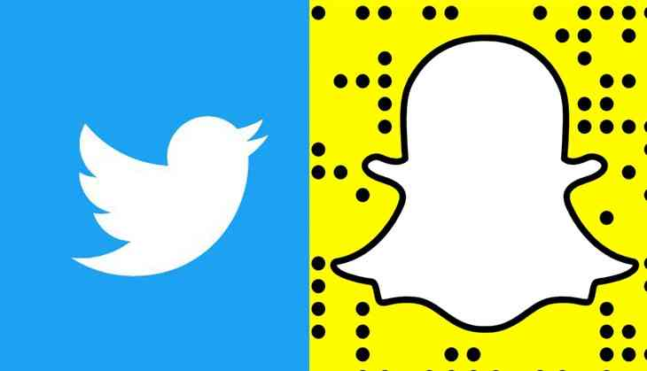 Twitter's 280-character limit vs Snapchat's complete redesign