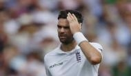 James Anderson to replace Stokes as vice-captain in Ashes