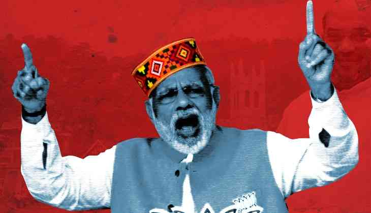 No more jingoism. BJP moves to real issues in Himachal campaign. But will it do that for Gujarat too?