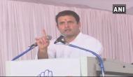 Rahul Gandhi: Aim of GST to strengthen backbones of 5-6 industrialists