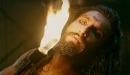 Padmavati: Ranveer Singh looks fierce as Alauddin Khilji in the new poster; see inside