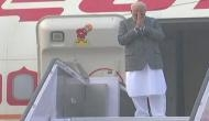 PM Modi departs for three-day visit to Philippines