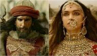 Padmavati row: CBFC clears the movie with a twist