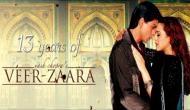 SRK-Preity Zinta's Veer Zaara completes golden 13 years: 13 lesser known facts of Yash Chopra's film