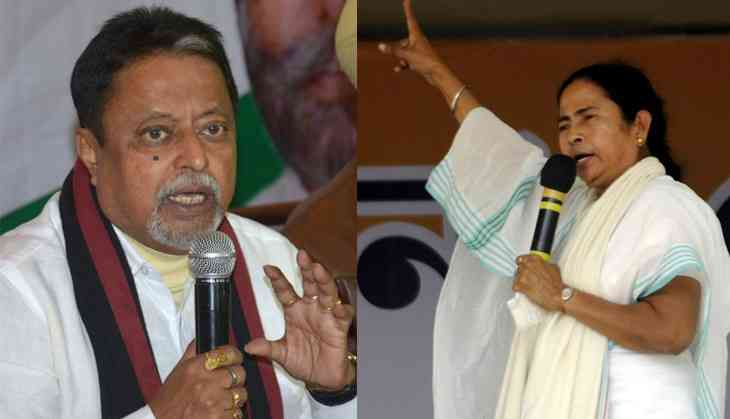 Locked horns: Trinamool rails against Mukul Roy and BJP at a tit-for-tat rally