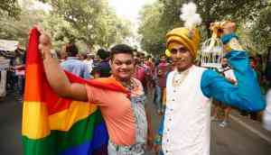 Delhiites beat smog to make the 10th Queer Pride a grand success