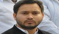Tejashwi Yadav slams govt over Patna floods, terms Nitish Kumar's remark as shameful
